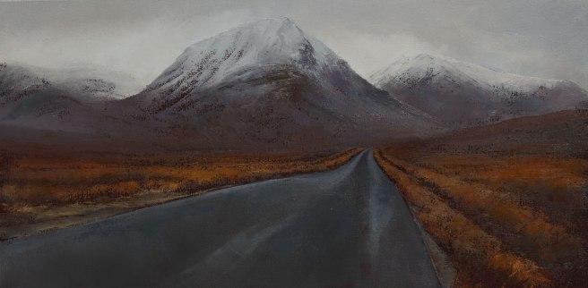 Road to Glen Etiv
