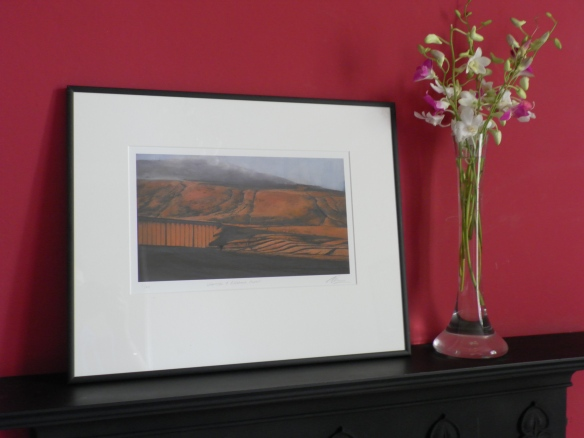 Whenside and Ribblehead Viaduct giclee print
