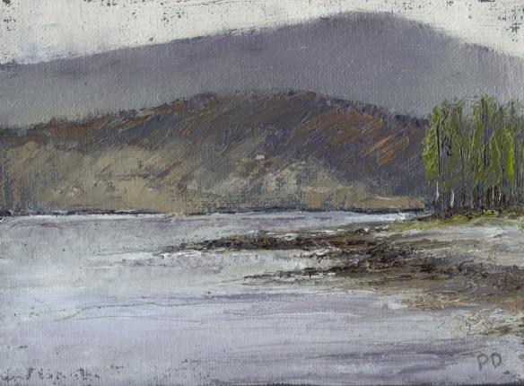 South Channel Eilean Shona