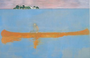 Peter Doig - 100 years ago